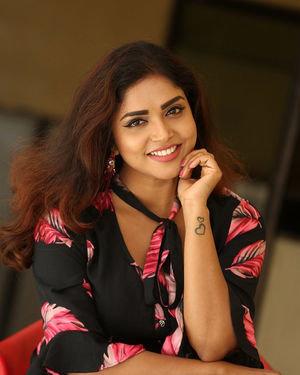 Karunya Chowdary - 3 Monkeys Telugu Movie Press Meet Photos | Picture 1718060