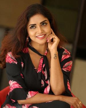 Karunya Chowdary - 3 Monkeys Telugu Movie Press Meet Photos | Picture 1718091
