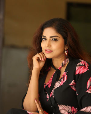 Karunya Chowdary - 3 Monkeys Telugu Movie Press Meet Photos | Picture 1718082