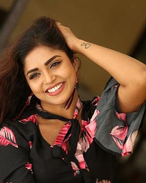 Karunya Chowdary - 3 Monkeys Telugu Movie Press Meet Photos | Picture 1718076
