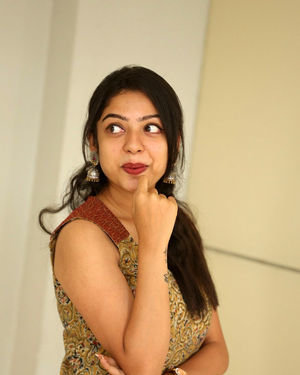 Varsha Bollamma - Choosi Choodangaane Movie Success Meet Photos | Picture 1718111