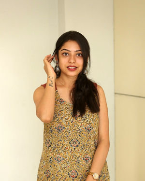 Varsha Bollamma - Choosi Choodangaane Movie Success Meet Photos | Picture 1718117