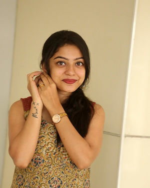 Varsha Bollamma - Choosi Choodangaane Movie Success Meet Photos | Picture 1718105