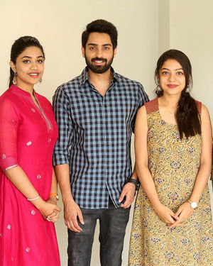 Choosi Choodangaane Movie Success Meet Photos