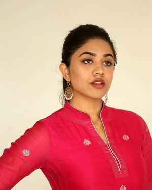 Malavika Satheesan - Choosi Choodangaane Movie Success Meet Photos | Picture 1718175