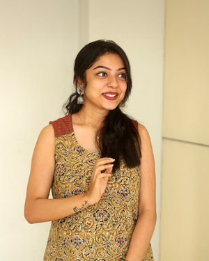 Varsha Bollamma - Choosi Choodangaane Movie Success Meet Photos | Picture 1718116