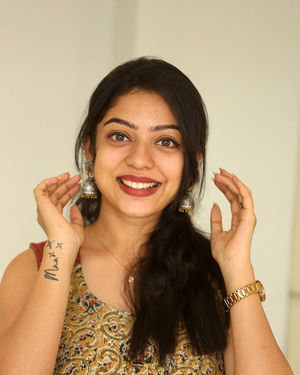 Varsha Bollamma - Choosi Choodangaane Movie Success Meet Photos | Picture 1718119