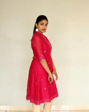 Malavika Satheesan - Choosi Choodangaane Movie Success Meet Photos | Picture 1718163