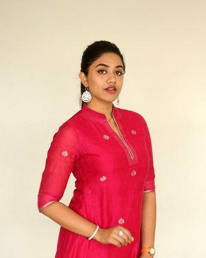 Malavika Satheesan - Choosi Choodangaane Movie Success Meet Photos | Picture 1718174