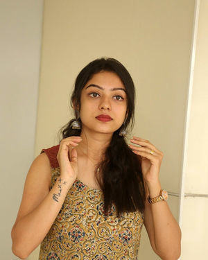 Varsha Bollamma - Choosi Choodangaane Movie Success Meet Photos | Picture 1718108