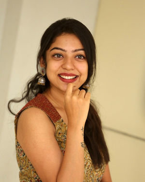 Varsha Bollamma - Choosi Choodangaane Movie Success Meet Photos | Picture 1718112