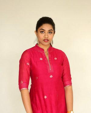 Malavika Satheesan - Choosi Choodangaane Movie Success Meet Photos | Picture 1718165