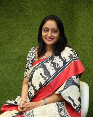 Producer Usha Mulpuri At Aswathama Movie Interview Photos | Picture 1718255
