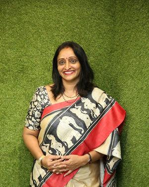 Producer Usha Mulpuri At Aswathama Movie Interview Photos | Picture 1718265