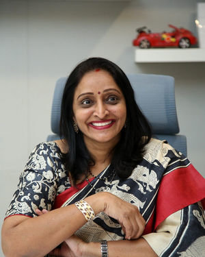 Producer Usha Mulpuri At Aswathama Movie Interview Photos | Picture 1718241