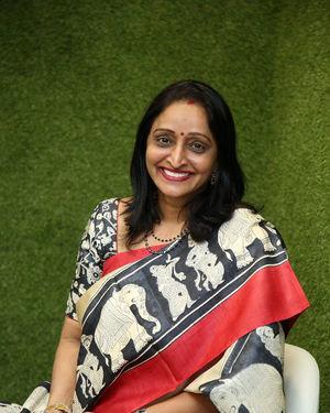 Producer Usha Mulpuri At Aswathama Movie Interview Photos | Picture 1718258