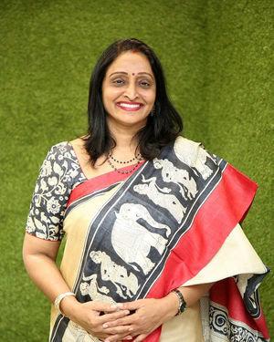 Producer Usha Mulpuri At Aswathama Movie Interview Photos | Picture 1718277