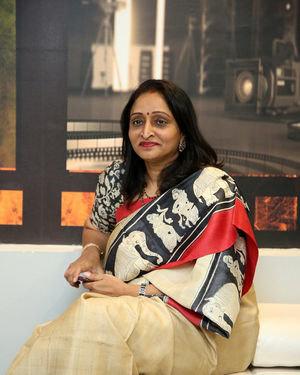 Producer Usha Mulpuri At Aswathama Movie Interview Photos | Picture 1718274