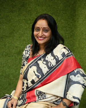 Producer Usha Mulpuri At Aswathama Movie Interview Photos | Picture 1718260
