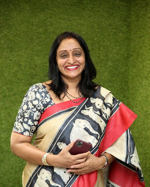 Producer Usha Mulpuri At Aswathama Movie Interview Photos | Picture 1718269