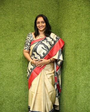 Producer Usha Mulpuri At Aswathama Movie Interview Photos | Picture 1718262