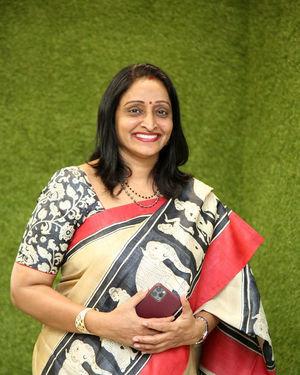 Producer Usha Mulpuri At Aswathama Movie Interview Photos | Picture 1718272