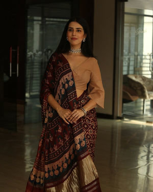 Saloni Mishra - 22 Telugu Movie Press Meet Photos | Picture 1718431