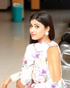 Divya Rao (Telugu Actress) - Degree College Movie Pre-release Event Photos   Picture 1718667