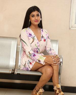 Divya Rao (Telugu Actress) - Degree College Movie Pre-release Event Photos   Picture 1718668
