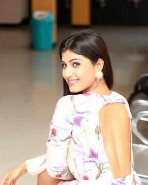 Divya Rao (Telugu Actress) - Degree College Movie Pre-release Event Photos   Picture 1718666