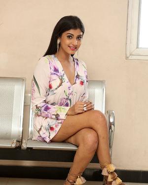 Divya Rao (Telugu Actress) - Degree College Movie Pre-release Event Photos | Picture 1718672