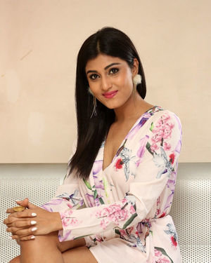 Divya Rao (Telugu Actress) - Degree College Movie Pre-release Event Photos   Picture 1718661