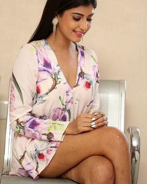 Divya Rao (Telugu Actress) - Degree College Movie Pre-release Event Photos | Picture 1718671