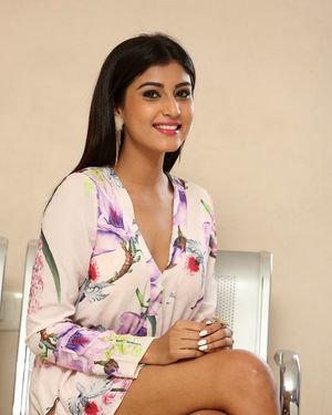 Divya Rao (Telugu Actress) - Degree College Movie Pre-release Event Photos | Picture 1718673