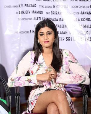 Divya Rao (Telugu Actress) - Degree College Movie Pre-release Event Photos | Picture 1718735