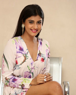 Divya Rao (Telugu Actress) - Degree College Movie Pre-release Event Photos | Picture 1718670