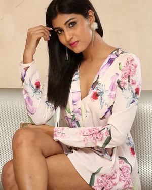 Divya Rao (Telugu Actress) - Degree College Movie Pre-release Event Photos   Picture 1718659