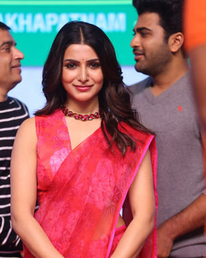 Samantha Akkineni - Jaanu Telugu Movie Pre Release Event Photos   Picture 1718384
