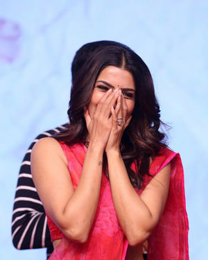 Samantha Akkineni - Jaanu Telugu Movie Pre Release Event Photos   Picture 1718392