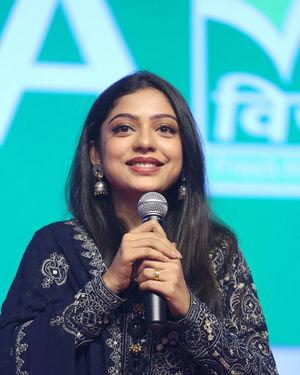 Varsha Bollamma - Jaanu Telugu Movie Pre Release Event Photos | Picture 1718448