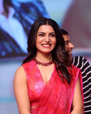 Samantha Akkineni - Jaanu Telugu Movie Pre Release Event Photos   Picture 1718395