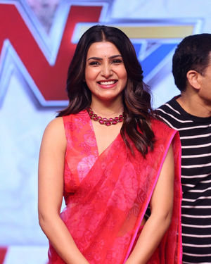 Samantha Akkineni - Jaanu Telugu Movie Pre Release Event Photos   Picture 1718388