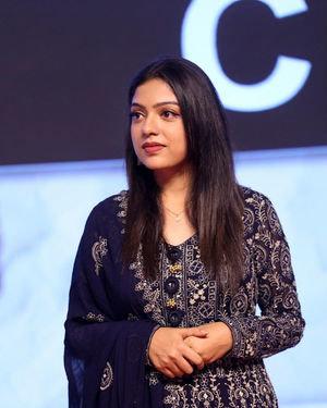 Varsha Bollamma - Jaanu Telugu Movie Pre Release Event Photos | Picture 1718424