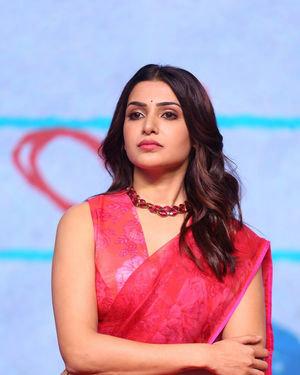 Samantha Akkineni - Jaanu Telugu Movie Pre Release Event Photos   Picture 1718380