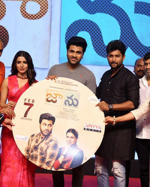 Jaanu Telugu Movie Pre Release Event Photos