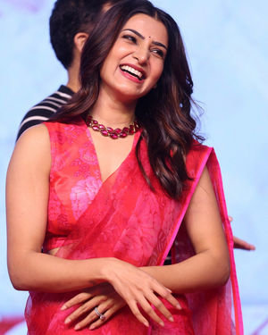 Samantha Akkineni - Jaanu Telugu Movie Pre Release Event Photos   Picture 1718393