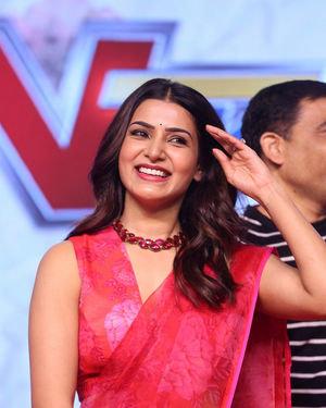 Samantha Akkineni - Jaanu Telugu Movie Pre Release Event Photos   Picture 1718389