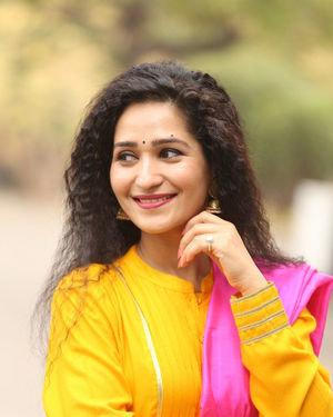 Garima Singh - Oka Chinna Viramam Movie Press Meet Photos | Picture 1718548