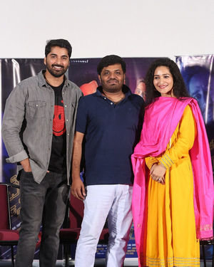 Oka Chinna Viramam Movie Press Meet Photos | Picture 1718623