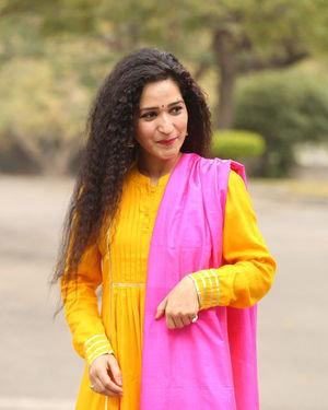 Garima Singh - Oka Chinna Viramam Movie Press Meet Photos | Picture 1718540